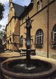 Brunnen Kevelaer